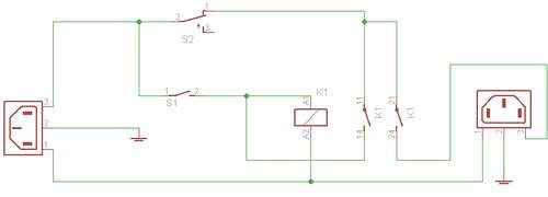 NVR Switch circuit - click for larger image
