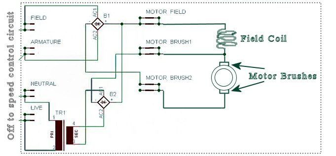 Shunt motor speed control motor wiring detail motor speed control (part 5) vacuum cleaner motor wiring diagram at panicattacktreatment.co