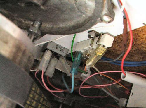 motor braking resistors