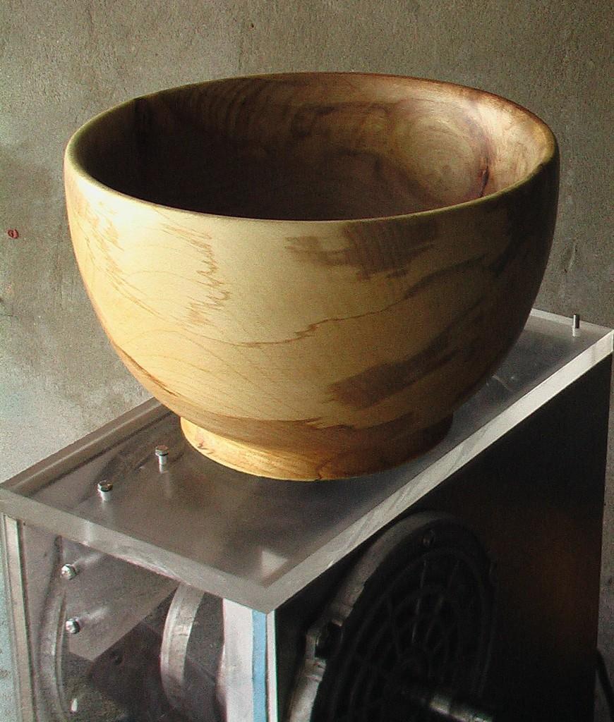 bowl & lathe