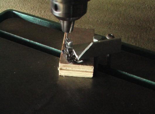 small precise drilling