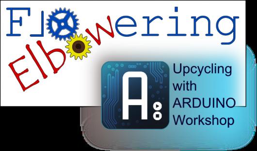 Arduino workshop advertising logo