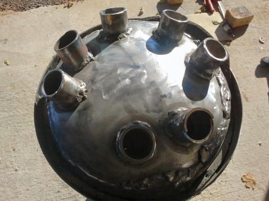 Darlic stove